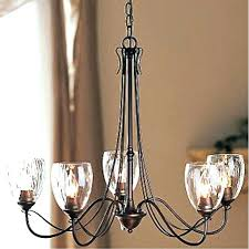 Shades For Chandeliers Chandelier With Clear Glass Shades Chandelier Designs