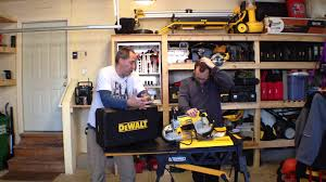 dewalt dwm120 deep cut band saw youtube