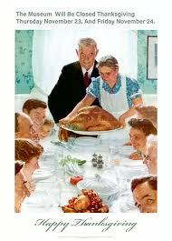the museum will be closed thanksgiving thursday november 23 and
