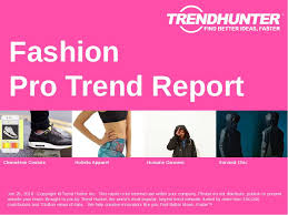 Marketing Reports Exles by Fashion Trend Report Custom Fashion Market Research