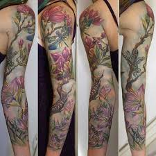 the 25 best black sleeve tattoo ideas on pinterest colorful