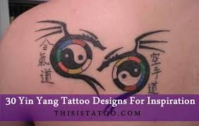 Yang Yang Tattoos Ying Yang Design Jpg