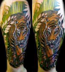 tiger arm 3d arts for design idea for and