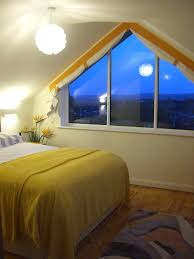 glass in gable end bedroom designs pinterest glass lofts