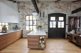 cuisine dans loft 30 exemples de décoration de cuisines au style industriel mix