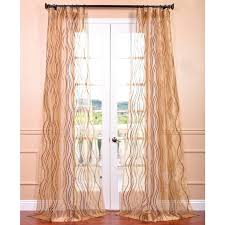 Embroidered Sheer Curtains Sheer Gold Curtains Gold Embroidered Sheer Curtain Panel Shopping