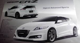 honda hybrid sports car honda cr z will get mugen ized in anyway car and driver