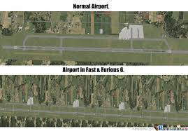 Fast And Furious 6 Meme - fast furious 6 longest runway ever by xxmonster meme center