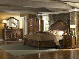 King Size Leather Sleigh Bed Home Decorating Pictures Sleigh Leather Bed