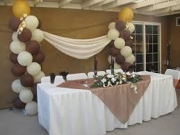 Bridal Table Decoration Rosie B