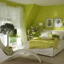 chambre color green wall color white curtains in the cozy bedroom chambre