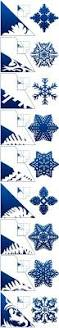 109 best crafts snowflakes images on pinterest snow paper