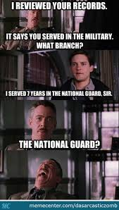 Nasty Girl Meme - national guard aka nasty girls by dasarcasticzomb meme center
