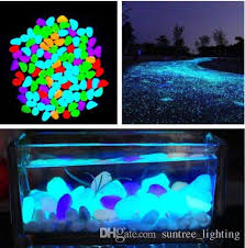 glow stones 2017 colorfull glow solar luminous pebbles stones glow in