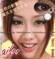 ailsa cherry brown colored contacts pair cf22 br 9 99