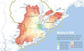 Map Of Kiawah Island A Look At The Future Of Charleston U0027s Transportation System