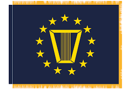 Navy Flag Meanings Us Navy Ses Flag Navy Senior Executive Service Flag