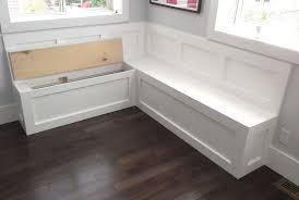 Kitchen Cabinet Chic Build Banquette Banquette Storage Bench Ideas U2014 The Clayton Design How To Build