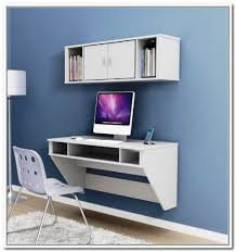 Wall Mounted Computer Desk Ikea Awesome Floating Desk With Storage Ikea Beallsrealestate
