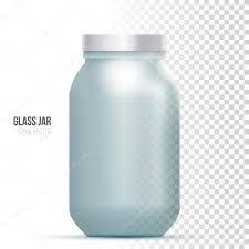 template of glass jar u2014 stock vector vvvisual 83444254