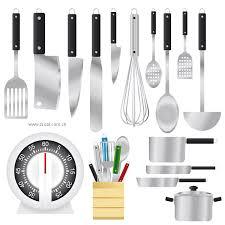 fourniture de cuisine le format eps y compris aperçu jpg mot clé vecteur de