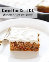 coconut flour carrot cake carrot cake bars moist carrot cakes