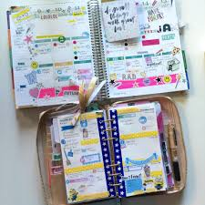 my planning system how i plan in my planners wendaful