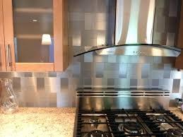 Metal Kitchen Backsplash Tiles Metal Kitchen Backsplash Large Size Of Metal Metal Kitchen Ideas