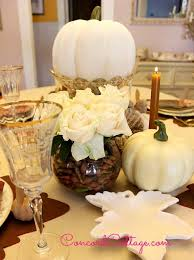 fall table arrangements fall floral arrangement with elements hometalk