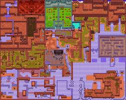 Skyward Sword Map A History Of The Zelda Series Start Screens Gameplay U0026 Maps Oc