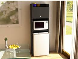 Microwave In Kitchen Cabinet by Mini Fridge Storage Cabinet Microwave Refrigerator Kitchen Space