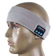 headband sport bluetooth sport sweat headband wireless free sports