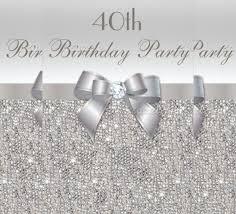 25 40th birthday invitation templates u2013 free sample example
