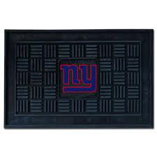 fanmats new york giants 18 in x 30 in door mat 11450 the home
