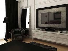 Black Curtains For Bedroom Black N White Room Design Ideas Neutral Modern Interior Color Schemes
