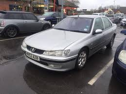 2003 peugeot 406 2 0 hdi silver tow bar in barton under needwood