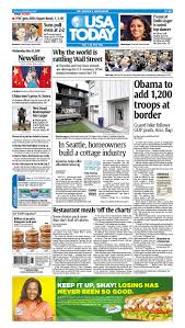 seattle u0027s backyard cottages usa today front page usat 1