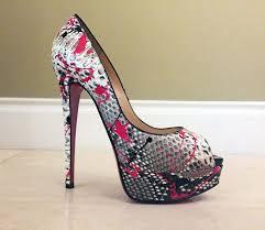 my superficial endeavors louboutin lady peep vulcano u0026 confusa pumps
