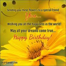happy birthday wish for your friends happy