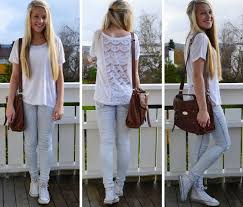 Skinny Jeans And Converse 108 Best Kleding Images On Pinterest Shoes Converse Style And