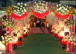 flower decorations stage flower decoration services in delhi