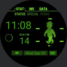 pipboy android fallout pip boy watchmaker for android wear iphone samsung