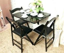 Small Folding Table And Chairs Dining Table Wall Mounted Desk Fold Table Dining Up Tables For