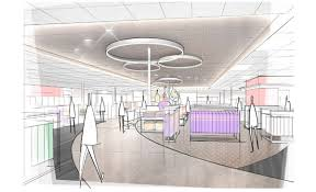 Convenience Store Floor Plan Layout Target Reveals Design Elements Of Next Generation Of Stores