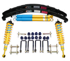 isuzu dmax lifted bilstein 4wd 4x4 readystrut suspension lift kit isuzu d max isuz