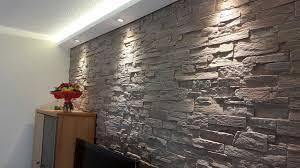 steinwand wohnzimmer montage haus renovierung mit modernem innenarchitektur schönes steinwand