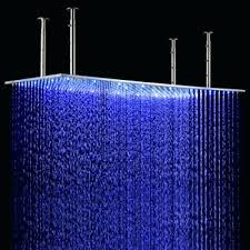Shower Head In Ceiling by In Ceiling Shower Head U2013 Limette Co