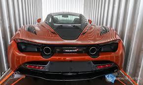 bureau cars luxury cars seized at manila port