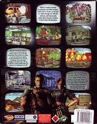 si e pour le dos guts n garters in dna danger 1997 dos box cover mobygames