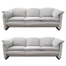 Pair Of Vintage Sofas By Niels Bendtsen For Eilersen For Sale At - Danish sofas